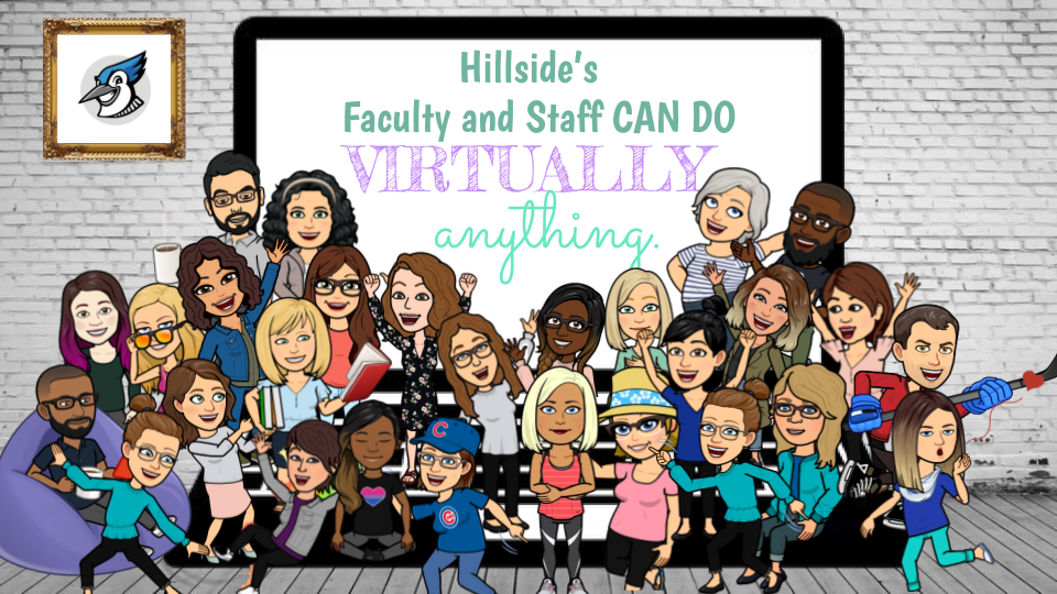 Hillside Staff can do virtually anything