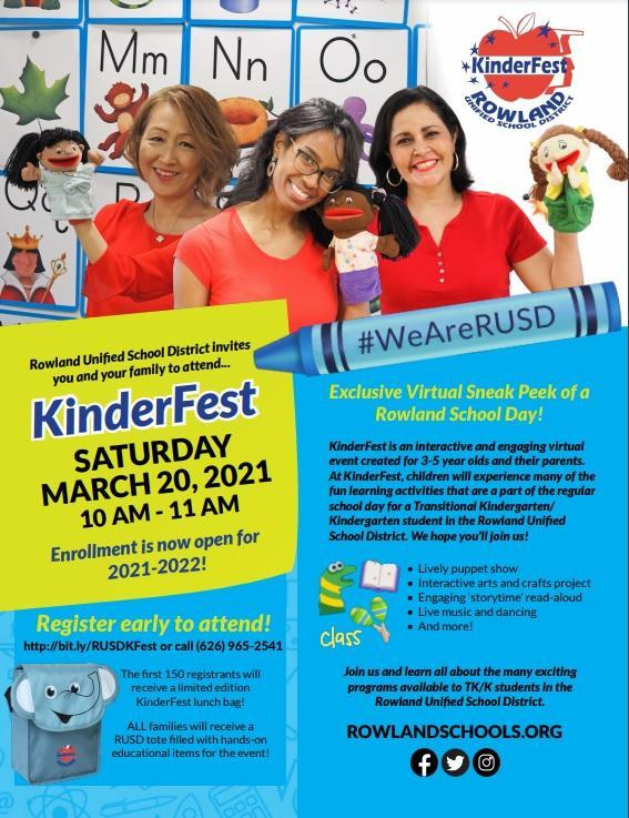 KinderFest 3/20/2012 Featured Photo
