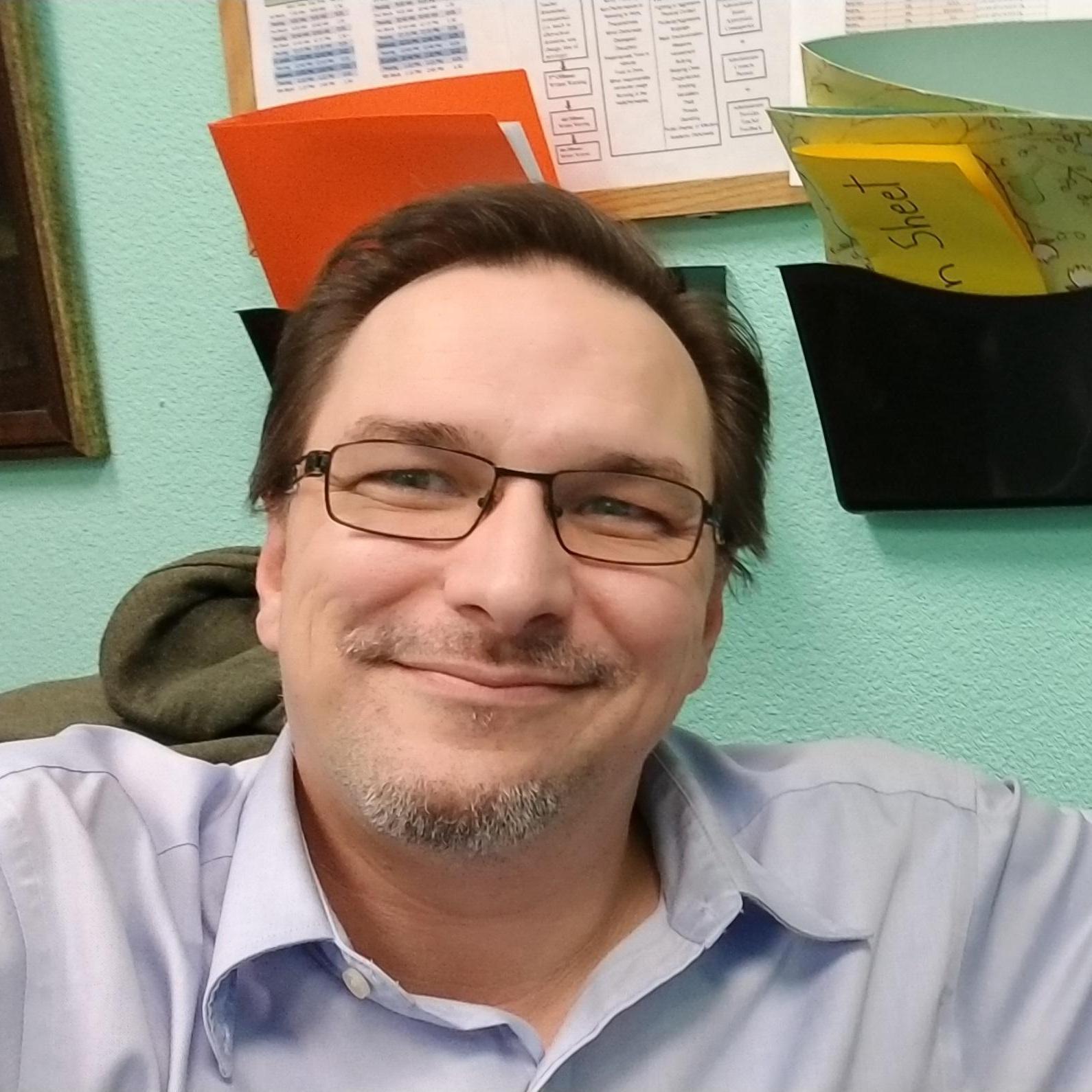 David Odle's Profile Photo