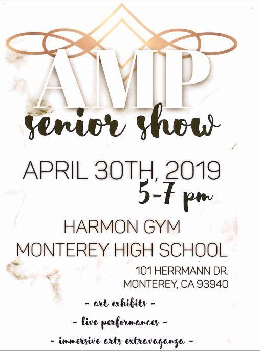 AMP Senior Show