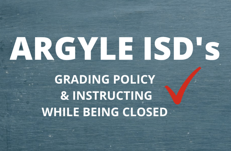 AISD GRADING & INSTRUCTING POLICY WHILE BEING CLOSED Thumbnail Image