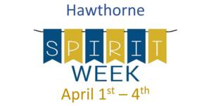Hawthorne Spirit Week 2019