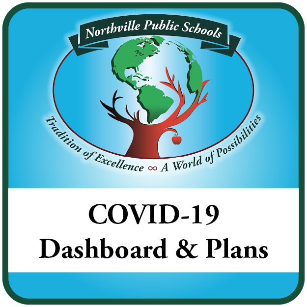 COVID-19 Dashboard Badge