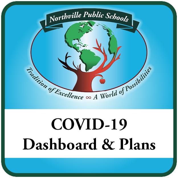 COVID-19 Dashboard Badge