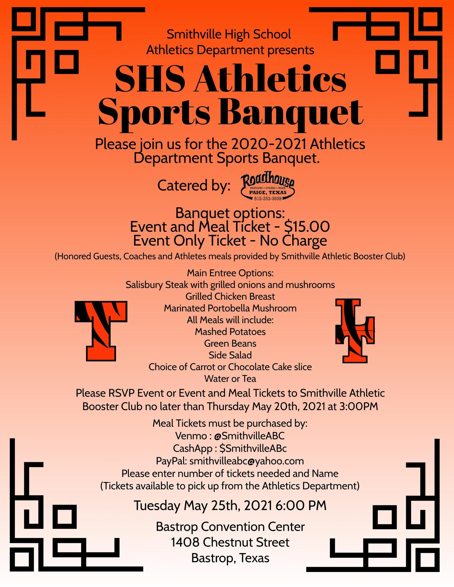 20-21 Sports Banquet