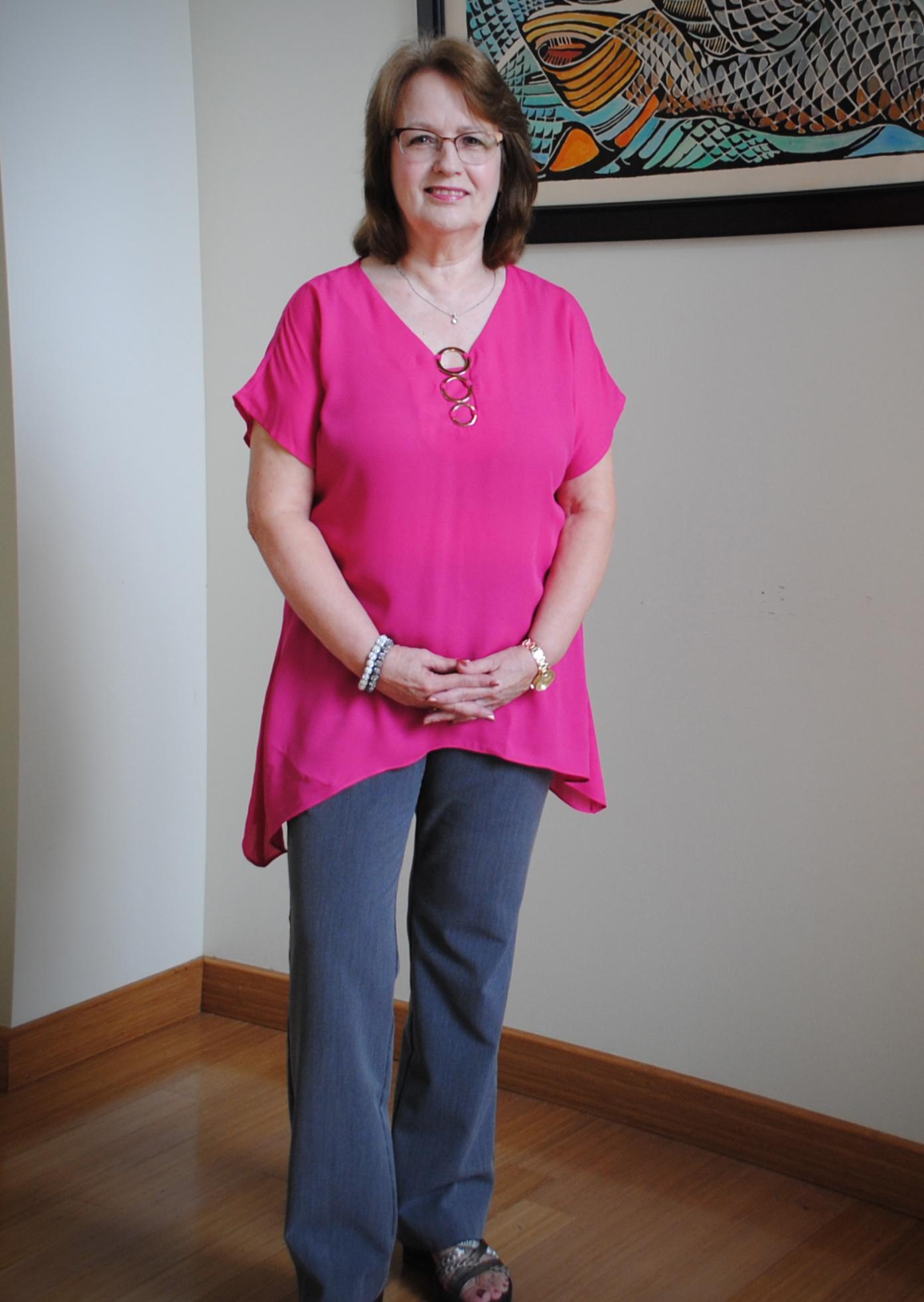 Gayle Shultz, CN Director