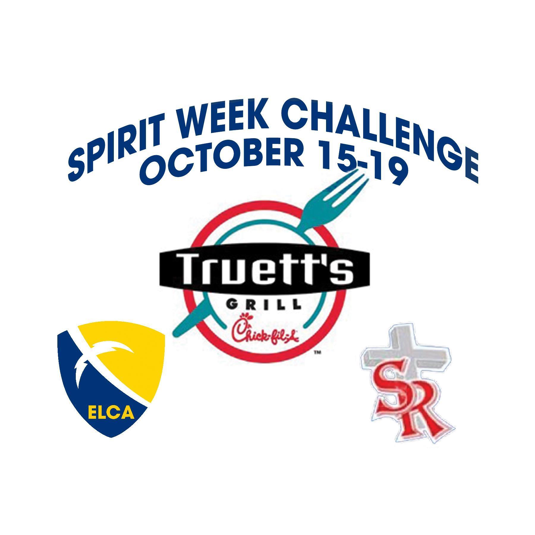 Truett's Grill Spirit Week Challenge! Image