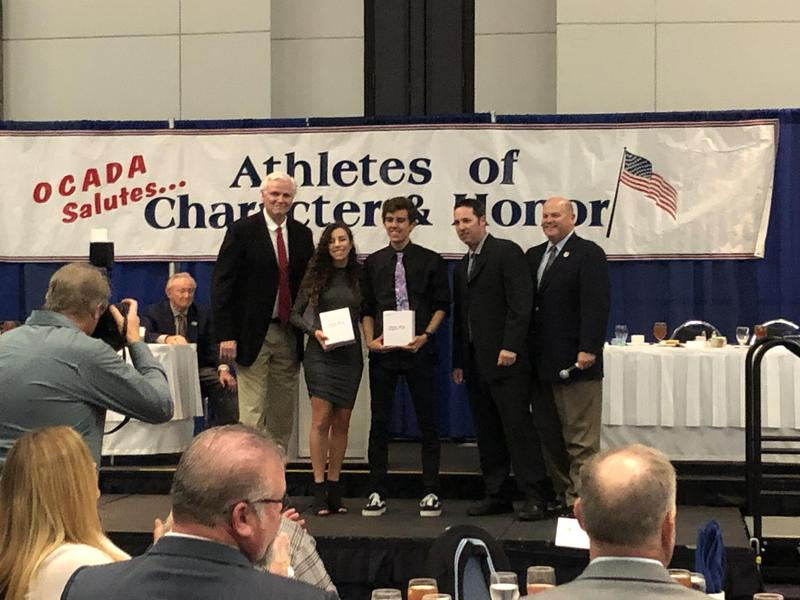 Orange County Athletic Directors Association Athletes of Character Featured Photo