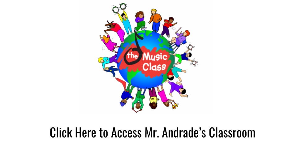 Mr. Andrade's Class