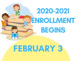 2020-21 Enrollment