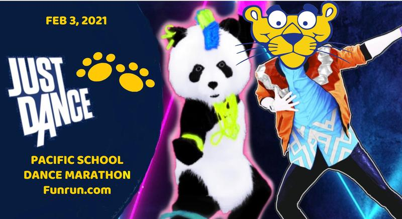 REGISTRATION OPENS, PLEDGES OPEN, &  PACIFIC DANCE MARATHON PEP RALLY 1/20 *hosted by DJ DAVE, will be held during virtual assembly (don't miss this!) Thumbnail Image