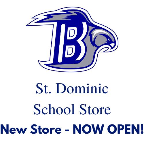 New Online School Store - NOW OPEN! Featured Photo