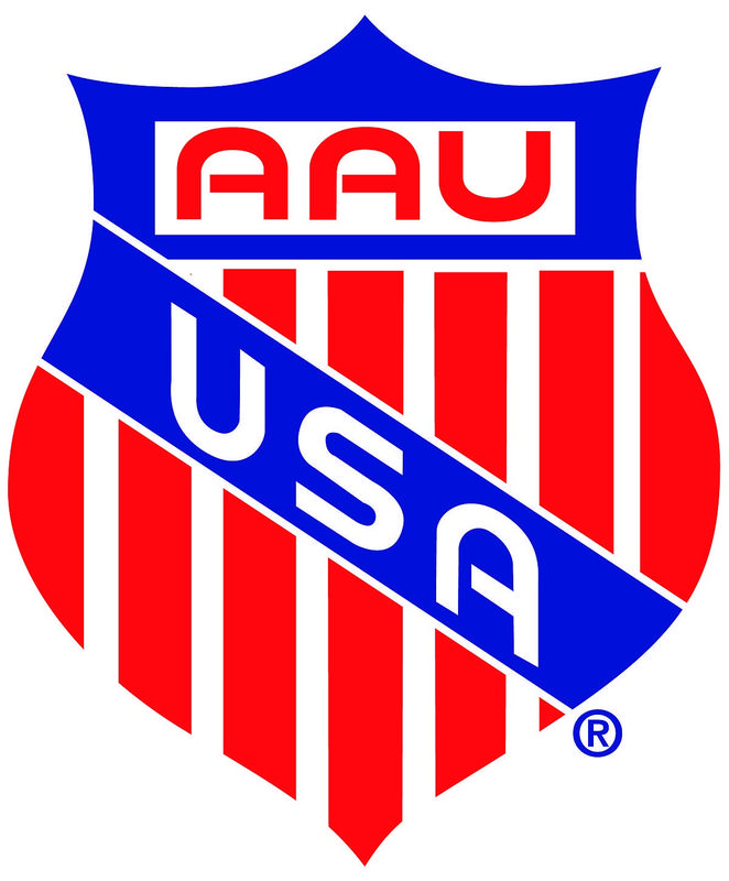 AAU Olympics logo