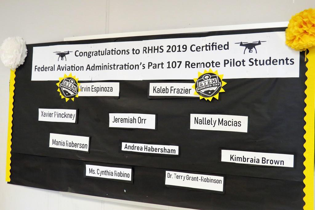 iDrone FAA Certification Presentation Luncheon