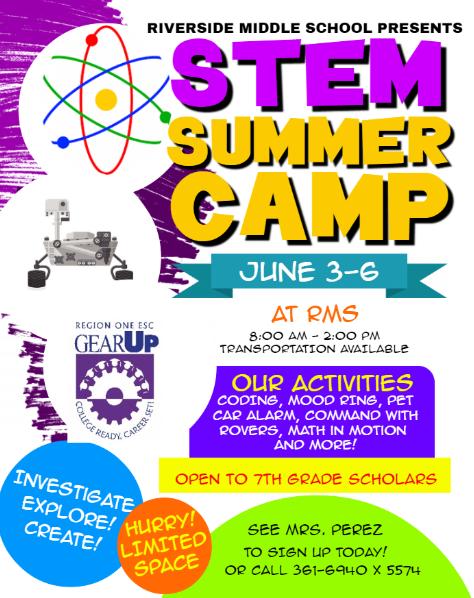 STEM summer