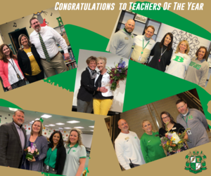 FY21 BCS Teachers Of The Year