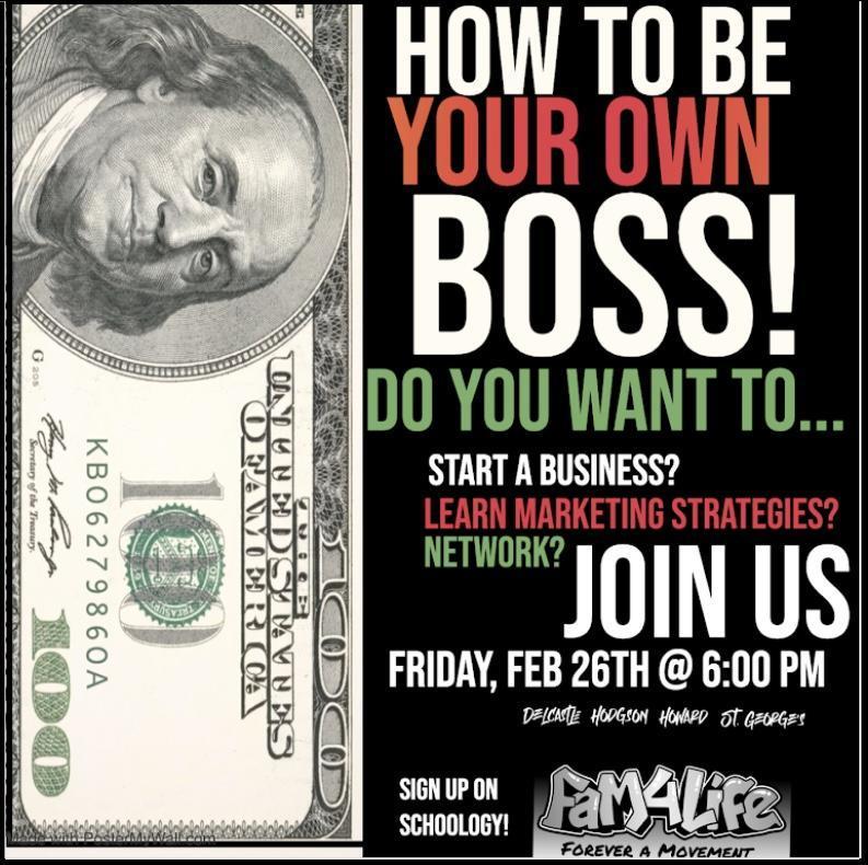 FaM Business Event