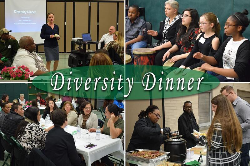 Join us at March 6 Diversity Dinner Thumbnail Image
