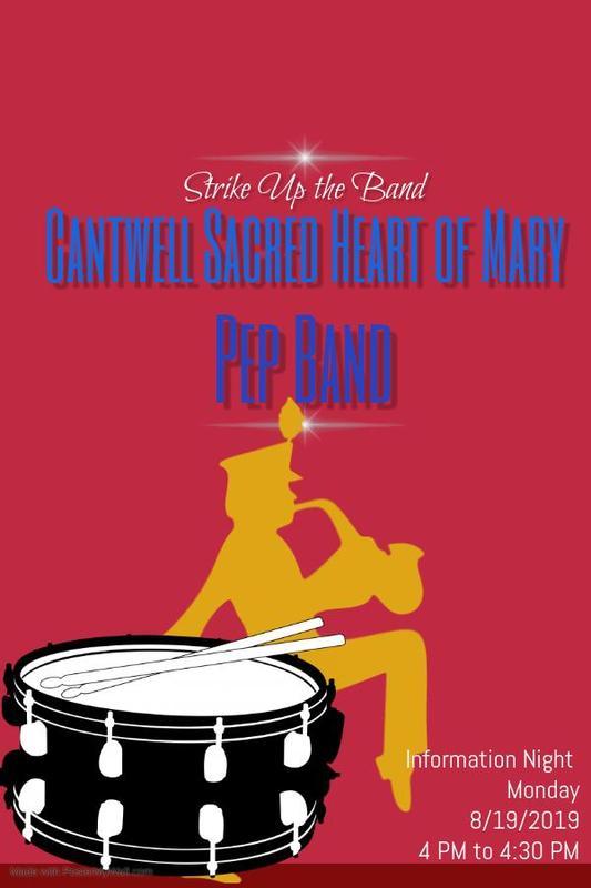 Meeting for Pep Band! Thumbnail Image