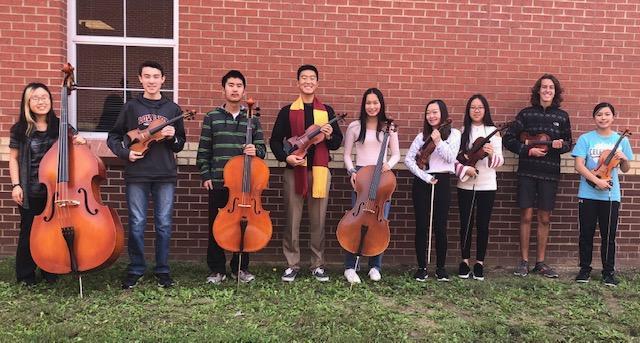 Orchestra All Region