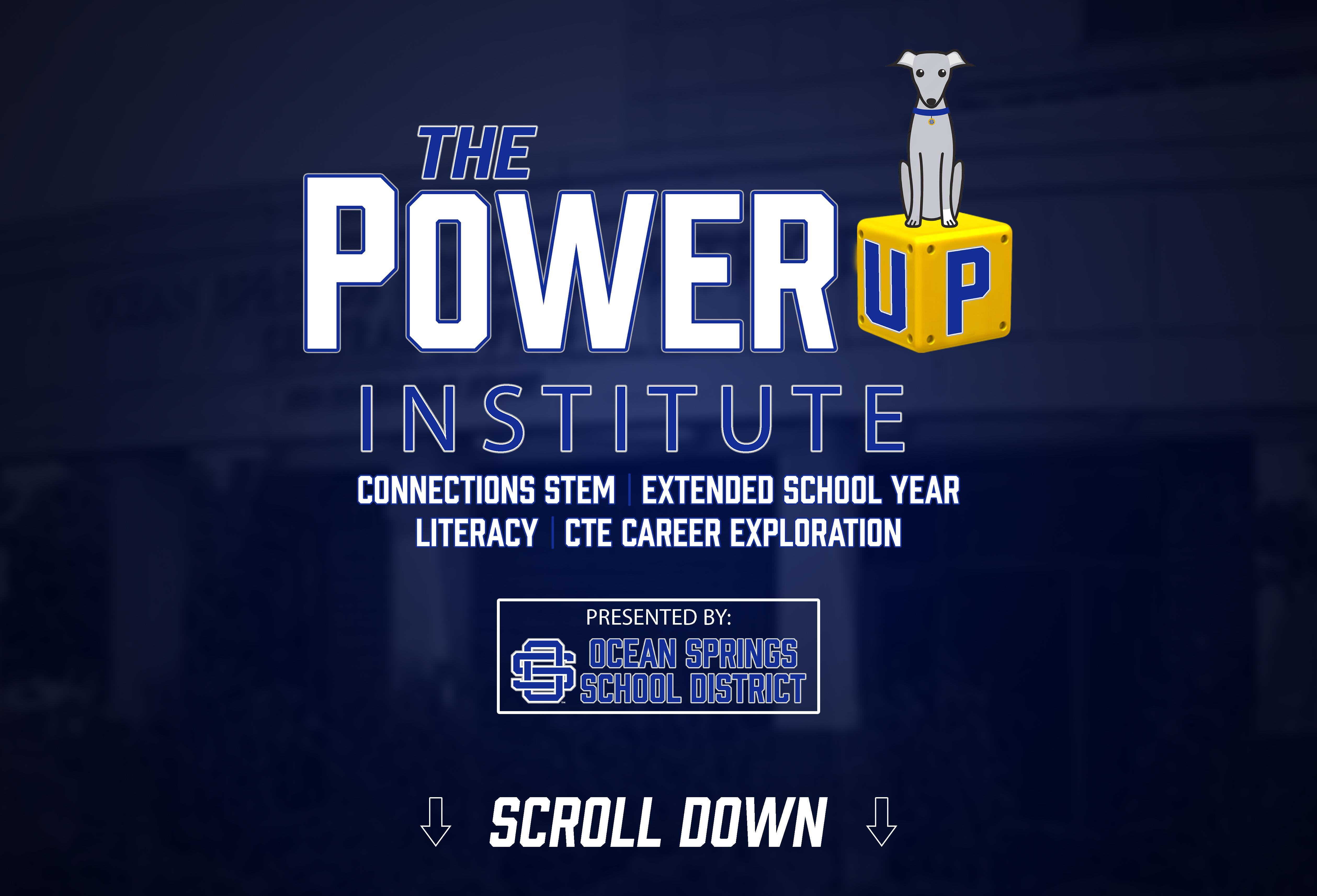 PowerUP Institute Graphic