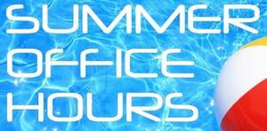Summer Office Hours logo