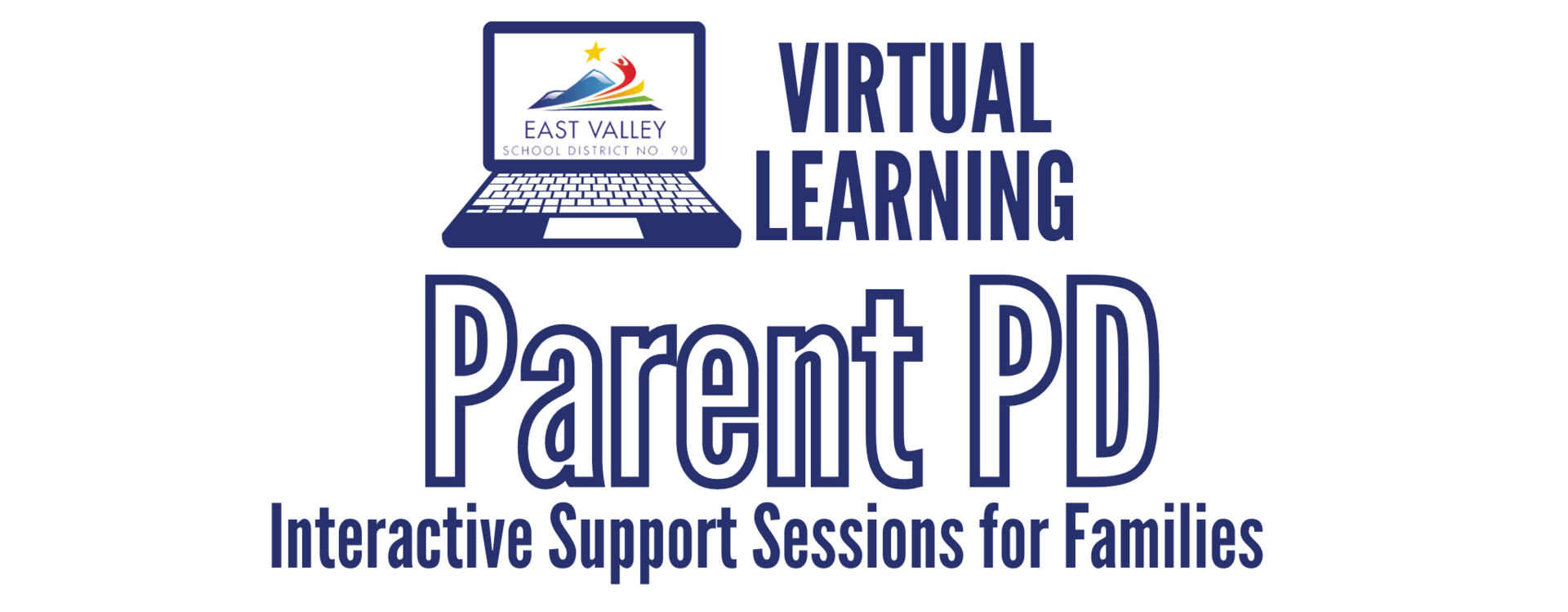 Virtual Learning Parent PD - Interactive Sessions for Parents