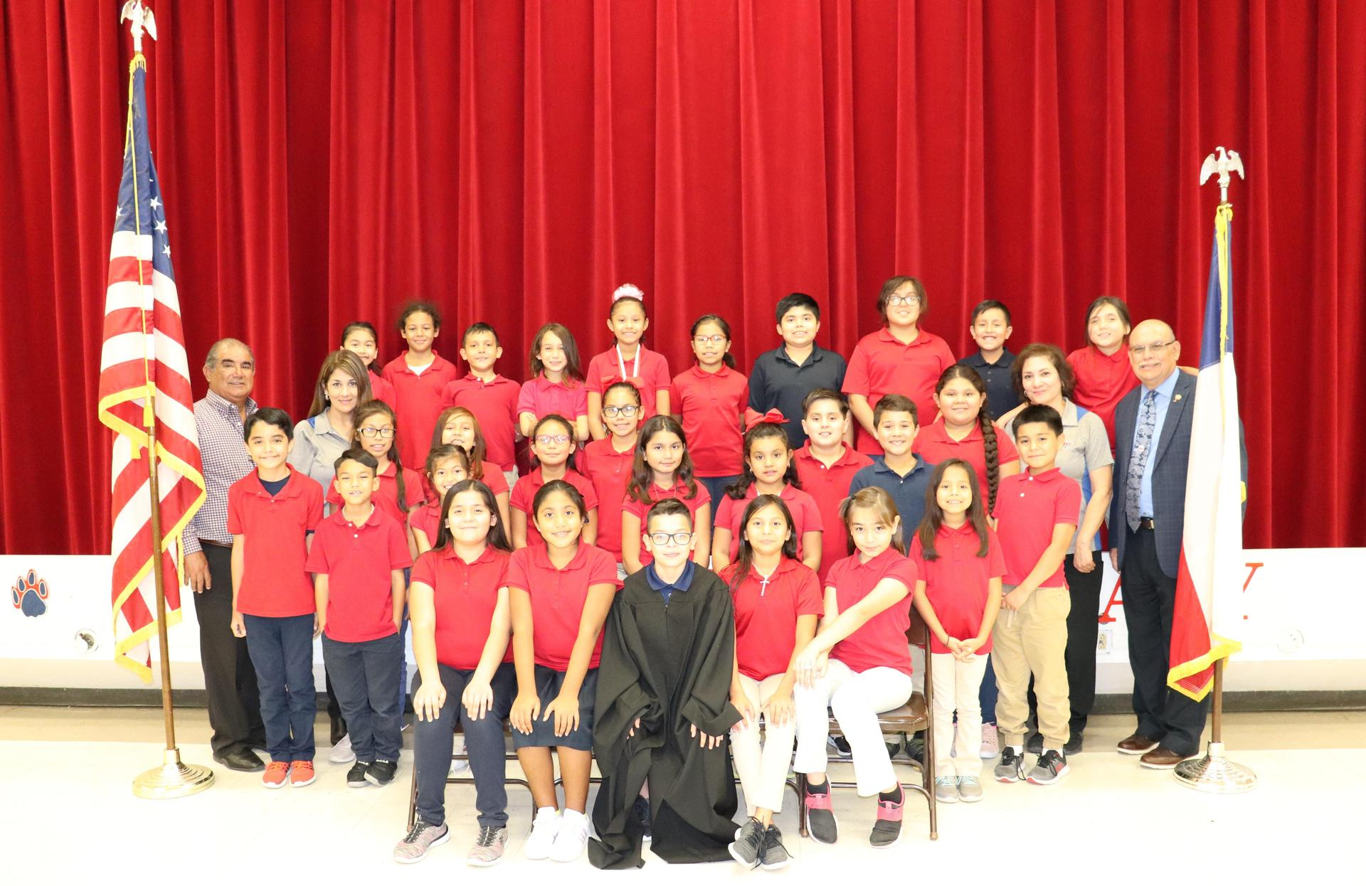Image of Betts Student Council 2018
