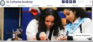 Photo of SCA Homepage