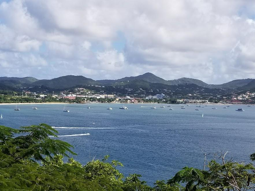 Mountain View in St. Lucia