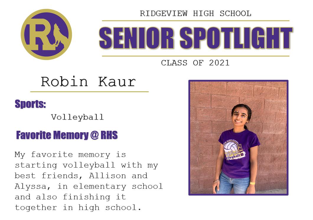 Robin Kaur