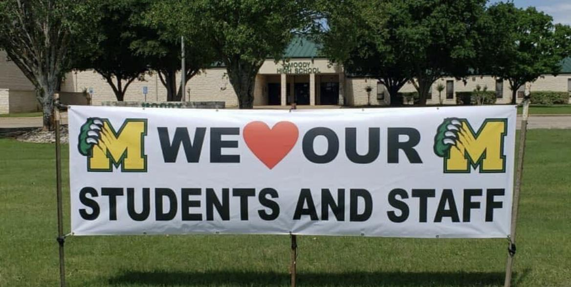 We love our students and staff