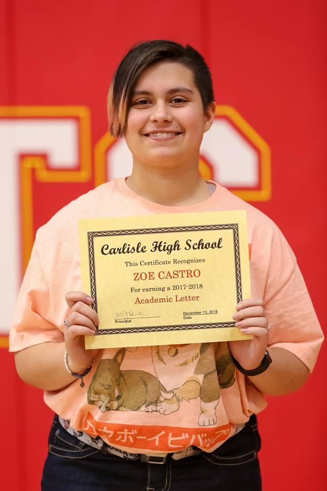 Zoe Castro