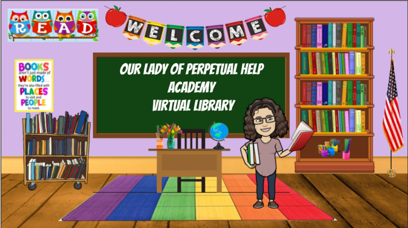 Mrs. Ortiz's Virtual Library