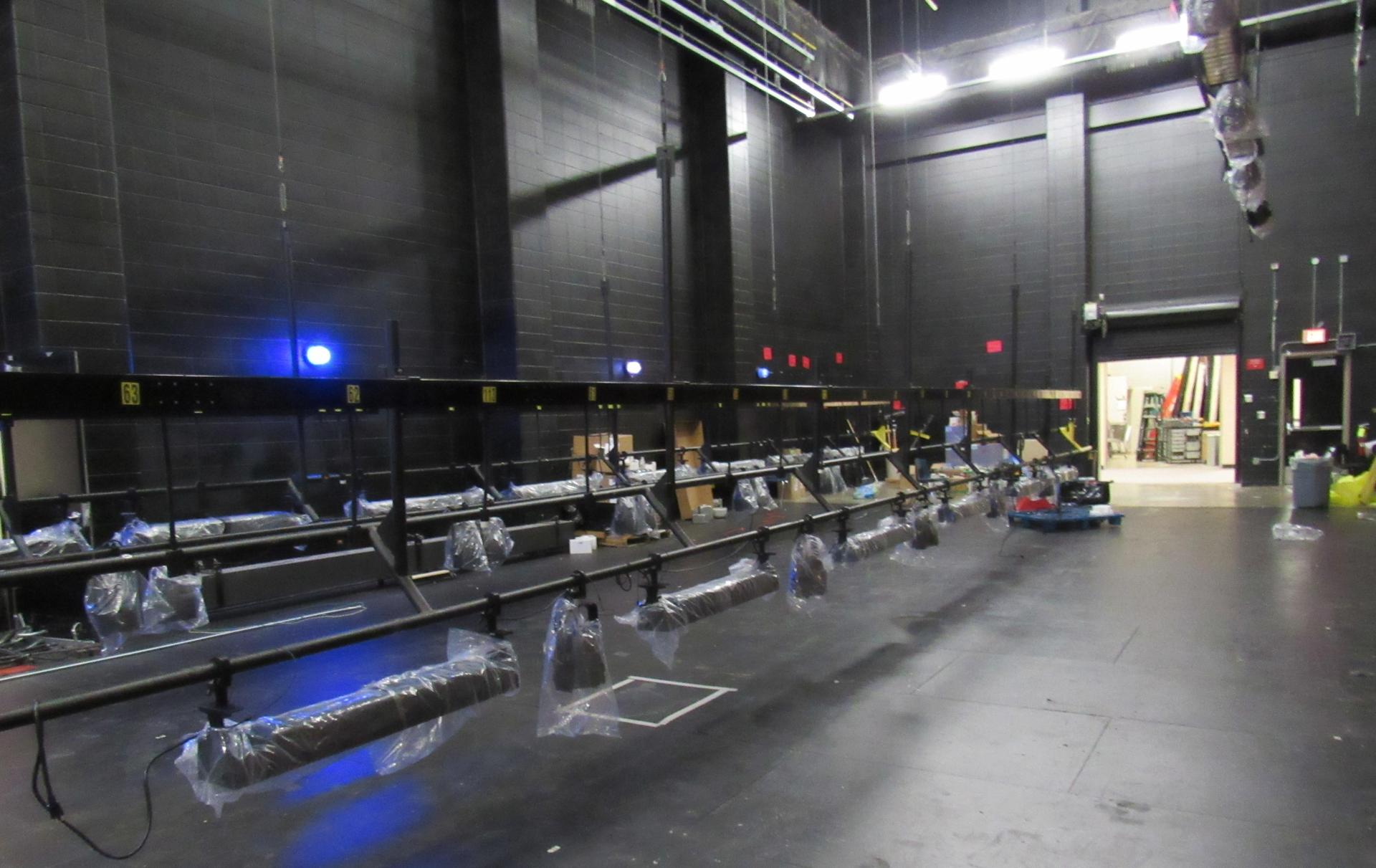 Fine Arts Auditorium Project 1