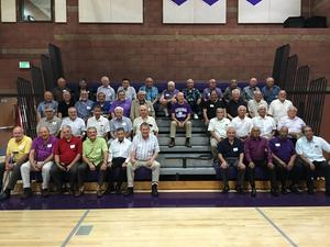 Class of 1958 celebrate their 60th reunion Thumbnail Image