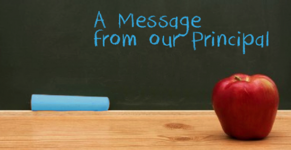 Principal Welcome Letter Featured Photo