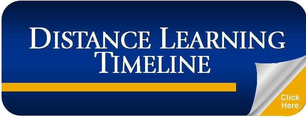 Distance Learning Timeline