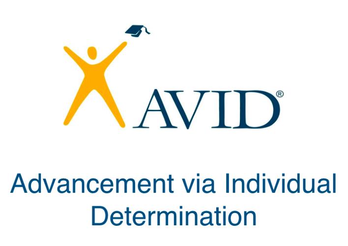 Photo of AVID image