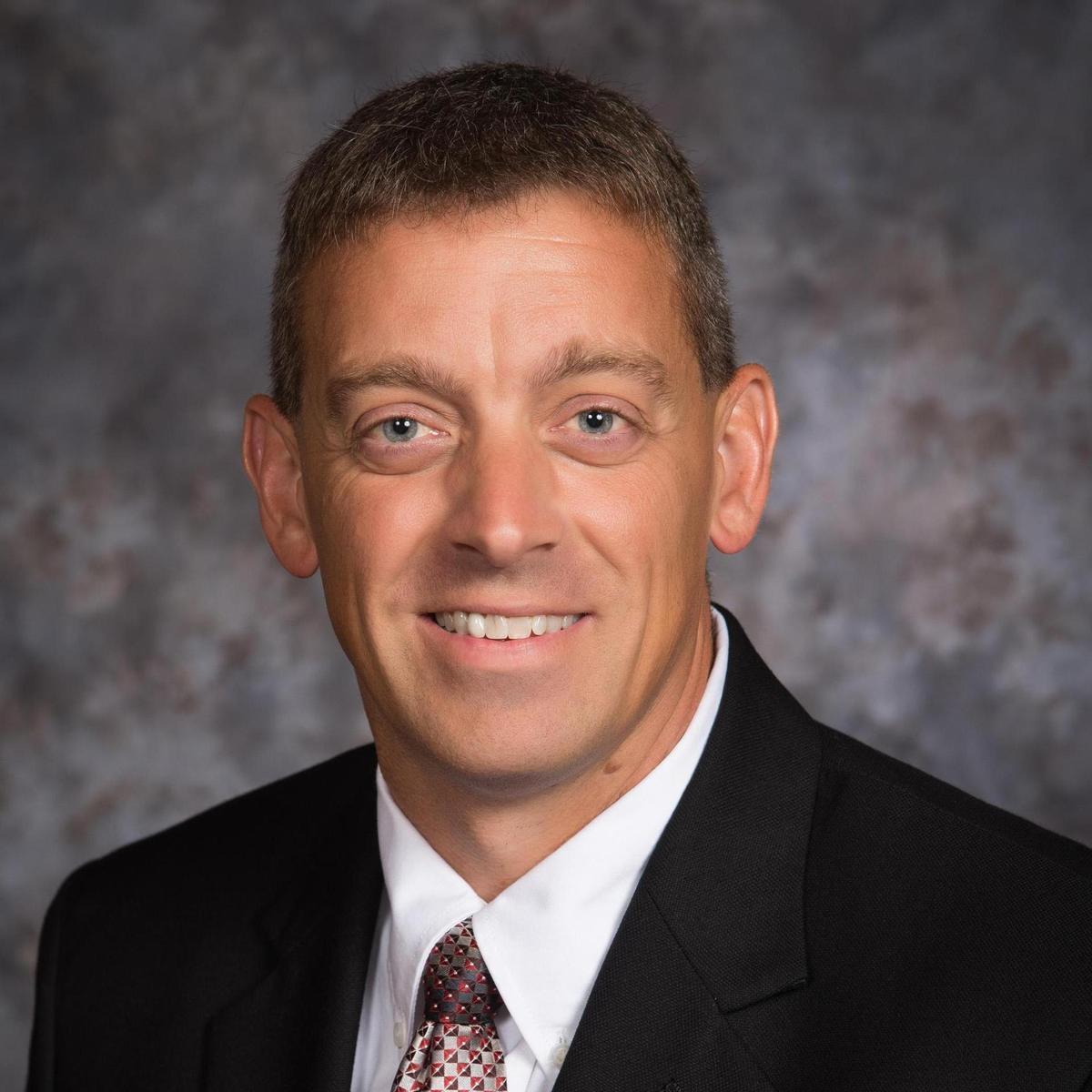 Superintendent Jason Enix