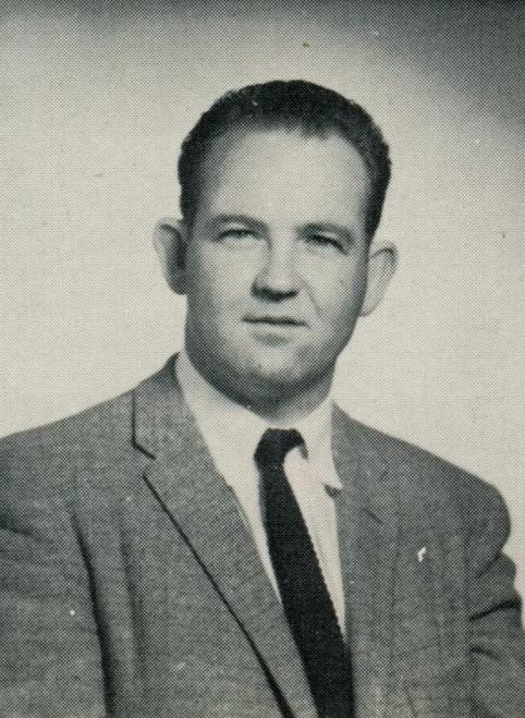 1958 Faculty