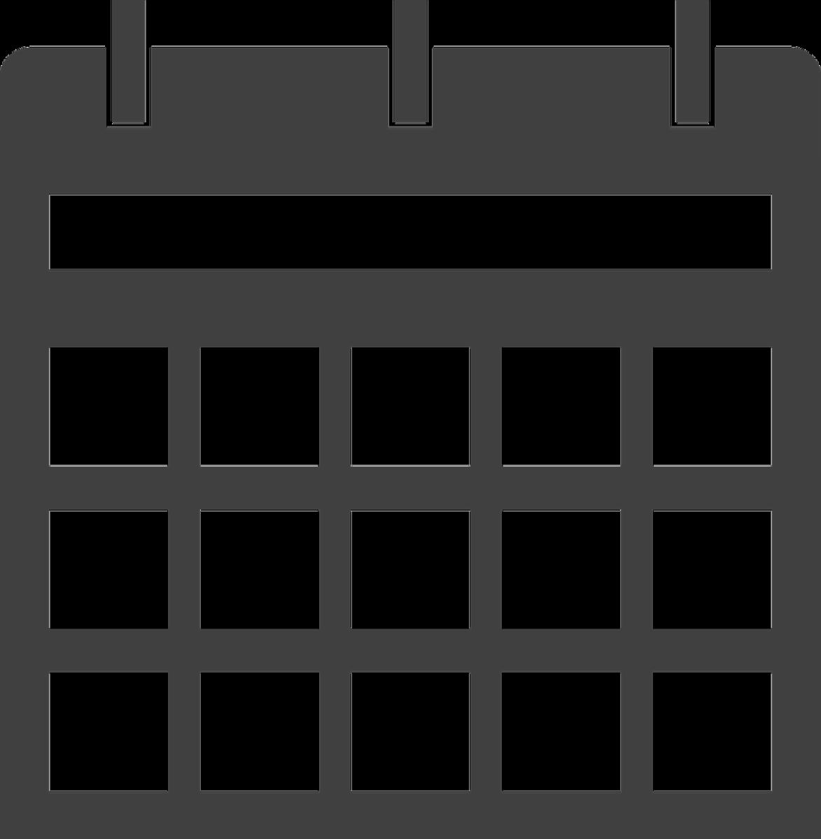 Calendar Thumbnail, Link to XC Schedule