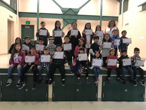 Successful Students January 2019