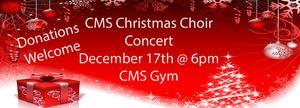 Christmas Chorus Concert, December 17th at 6pm