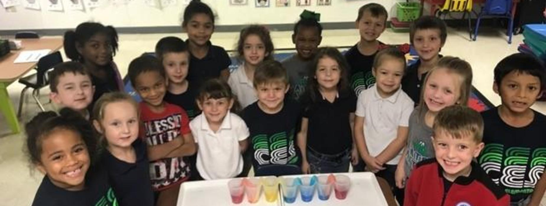 kids experiment