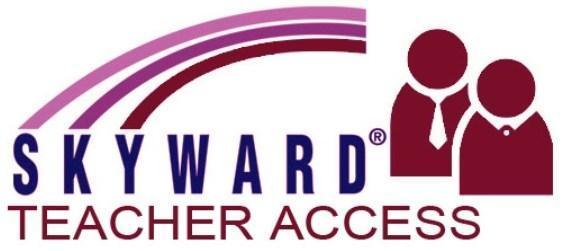 Skyward Teacher Access