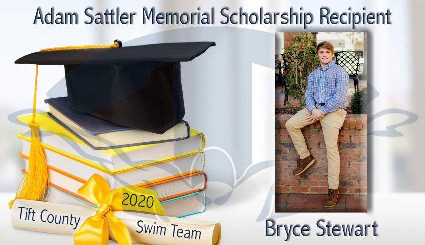 Adam Sattler Memorial Scholarship Recipient