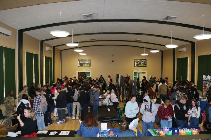 Vista West Hosts Career Fair Thumbnail Image