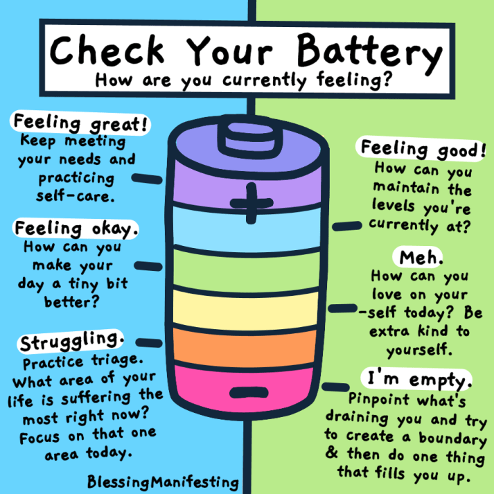 Check your Battery