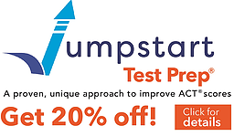 ACT Jumpstart Test Prep, Discount Available Featured Photo
